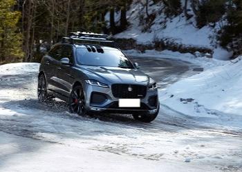 Jaguar F-Pace Scores 5 Star in Euro NCAP Test