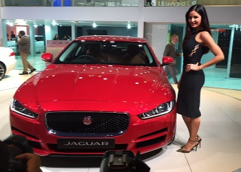 Indian Auto Expo 2016: Jaguar XE Debuts with price tag of Rs. 39.90 Lakh