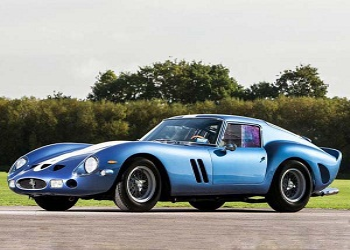 The 1962 Ferrari 250 GTO in The Race of An Expensive Car