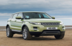 Land Rover Range Rover Evoque to get ZF 9-Speed Automatic gearbox