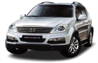 Mahindra Rexton success in India and globally improves Ssangyong's performance