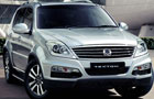 Ssangyong posts 6.3 percent growth in '12, expects great days coming