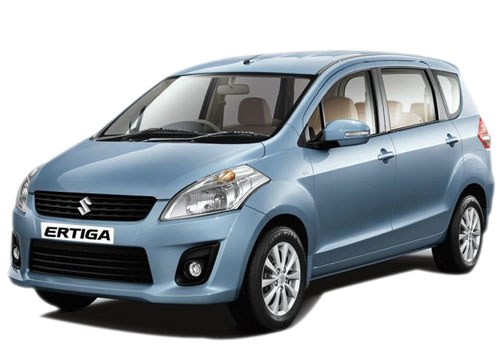 Refreshed Maruti Suzuki Ertiga Introduced with price tag of Rs. 5.99 lakh (ex-showroom price)