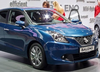 Maruti Suzuki Introduces CVT Transmission in Baleno Alpha