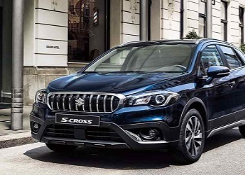2017 Maruti S-Cross Facelift Bookings Open, Arriving in India This Month