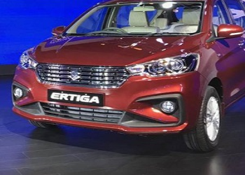 Next Generation Of Ertiga Launched  By The Maruti Suzuki India Limited