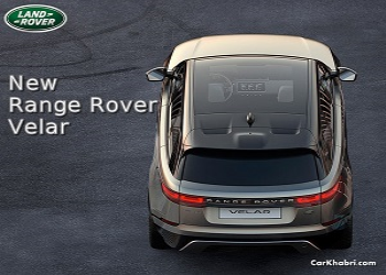 Land Rover Adds New Member in its Family as Range Rover Velar