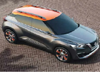Nissan Kicks Slated For Launch In January 2019
