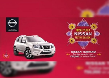 Biggest Diwali Carnival From Nissan During The Festive Season