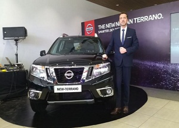 2017 Nissan Terrano Launched with Price Tag of Rs. 9.99 lakh