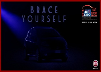 Fiat releases first teaser of Punto's new model