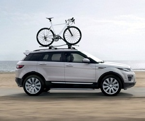 2016 Range Rover Evoque readying for launch in Indian car market