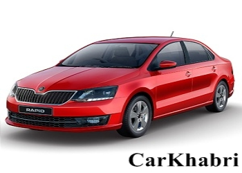 Facelift Skoda Rapid Offered with Price Tag of Rs. 8.27 lakh