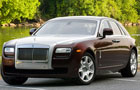 Rolls Royce Wraith teaser image out in open