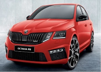 Skoda Reveals Octavia vRS Before the Geneva Motor Show
