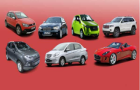 New small car launches in 2013