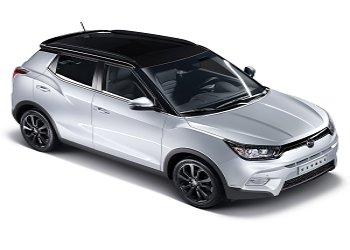 Indian Auto Expo 2016: Compact SUV SsangYong Tivoli to be showcased by M&M