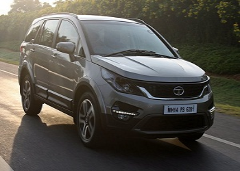 Price of Tata Hexa Leaked in Cyber World