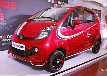Tata Motors To Offer Nano In Electronic Avatar