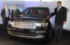 New Land Rover Range Rover Launched at Rs 1.72 crore