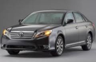 Toyota Avalon Showcased In New York Auto Show