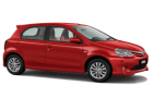 Toyota Etios Liva 90 PS petrol car in the offing