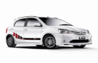 Toyota Etios Liva sports new beige interiors