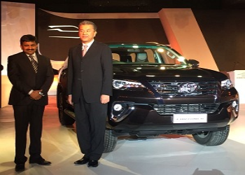 Toyota Fortuner 2016 Introduced with price tag of Rs. 25.92 lakh