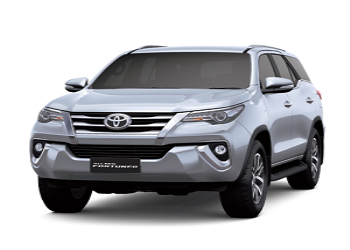 Toyota Confirms the Launch of Fortuner on November 7, 2016