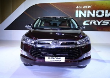 Toyota Innova Crysta variants leaked before May 3, 2016 launch