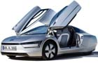 The most fuel efficient car in the world Volkswagen XL1 going into production