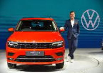 'Made in India' Tiguan SUV Launched by Volkswagen
