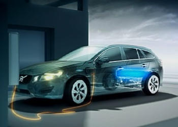 Volvo Also Stepping In The Business Of Electric Vehicles