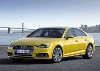 Generation next Audi A4 slated for launch in August 2016