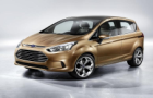 Ford B Max MPV deliveries cross 1k mark in a month