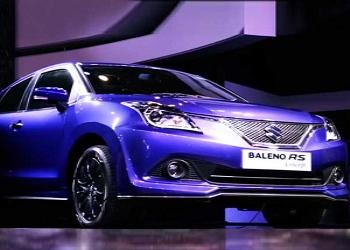 Maruti Suzuki Starts Exposing Baleno RS, Confirms Boosterjet Engine