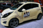 Chevrolet showcases four Chevrolet Spark concepts