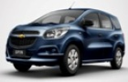 Chevrolet Spin launched in Brazil, eyes Indonesian market