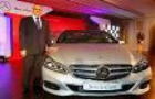 Mercedes Benz India launches locally assembled E Class