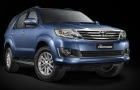 Goodies for 2013 Toyota Fortuner SUV!