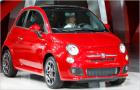 Fiat comes up with Fiat 500 EV images