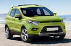 Ford Ecosport pictures leaked!