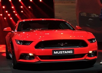 Ford Unveils Mustang: The muscular car in Indian Car market