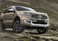Know What The India Bound Ford Endeavour Carries In Its Bag