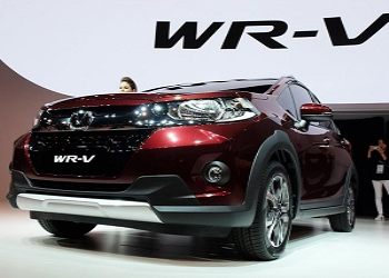 Honda Initiates the Production of WR-V, to Launch in March 2017