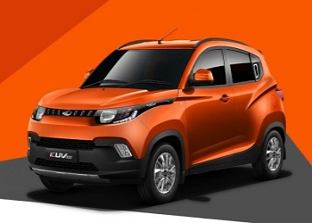 Mahindra KUV100:  Features Disclosed, first trailer reveals the rear portion