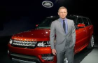 New JLR Range Rover Sport unveiled by James Bond