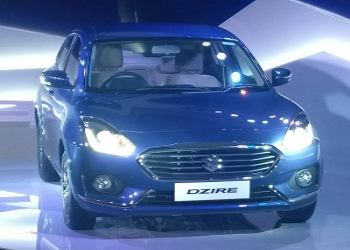Bookings of 2017 Swift Dzire Commenced by MSIL