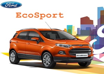 Ford readying for Hybrid EcoSport