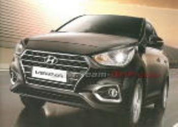 Brochure of Generation Next Hyundai Verna Leaked Ahead Of Its Launch